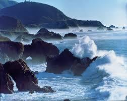 Monterey Bay NMS Coast
